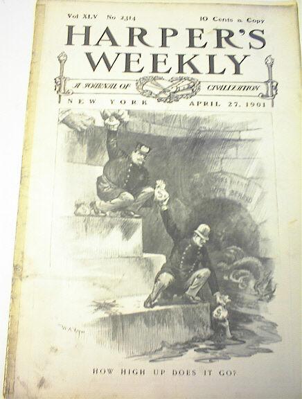 Harper's Weekly,April 27,1901
