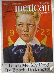 American Magazine, January, 1923