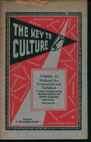 Keys To Culture No.33 Medieval Art Summary