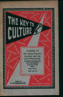 Keys To Culture No.39 Psychoanalysis