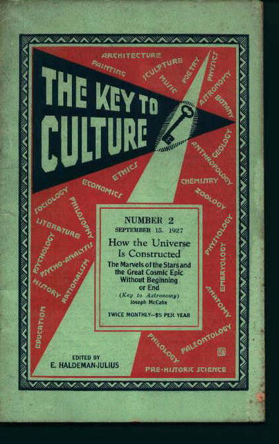 Keys To Culture No.2 Universe Construction