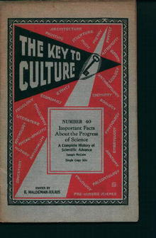 Keys To Culture No.40 Facts on Science