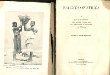 Friends of Africa great photos Africans 1928
