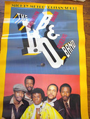THE BROOKLYN BRONX QUEENS BAND POSTER