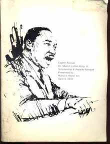1979 8th Martin Luther King Jr Scholarship