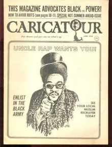 Caricatour Humor Mag 6/1968 Put Downs Put Ons