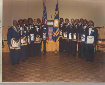 Black Masonic Archive 1940-70s +150 Photos