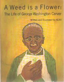 1965 Kids Book Geo Washington Carver by ALIKI
