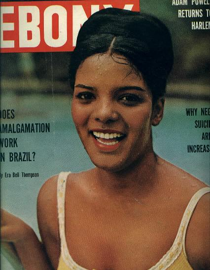 EBONY, Amalgamation in Brazil, 7/65