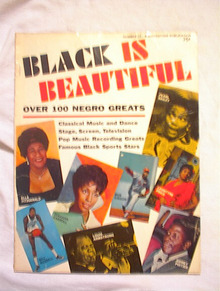 NOVEMBER,1969 BLACK IS BEAUTIFUL MAGAZINE