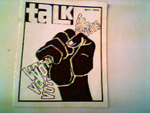 TALK MAGAZINE MAY,1970 VOTE