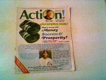 ACTION MAGAZINE OCT-NOV.,1971 GREENPOWER