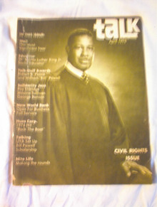 April 1975 Talk magazine Civil Rights Issue