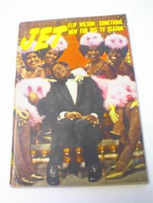 JET,10/25/73,Flip Wilson Cover