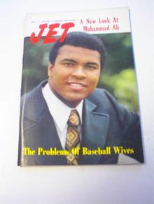 Jet Magazine,4/22/76 Muhammad Ali cover