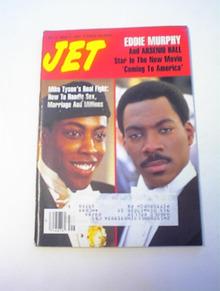 Jet Magazine,7/18/88,Eddie Murphy cover