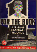 TSN/For The Book/All-Time Baseball Records'58