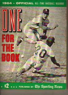 TSN/For The Book/All-Time Baseball Records'64