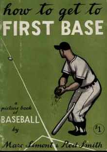 Picture Book of Baseball  Marc Simont 1952