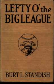 Lefty of the Big League baseball stories 1914