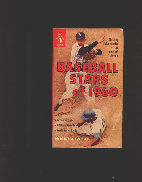 Baseball Stars of 1960 ed. by Ray Robinson