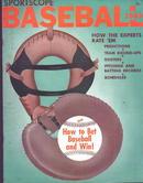 Sportscope Baseball 1960
