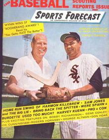 Sports Forecast Baseball '60
