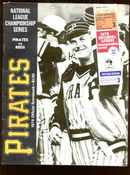 Pirates vs Reds 1979 Championship booklet