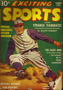 Exciting Sports magazine, 1940s