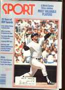Reggie Jackson Oct 1979 cover Sport Mag