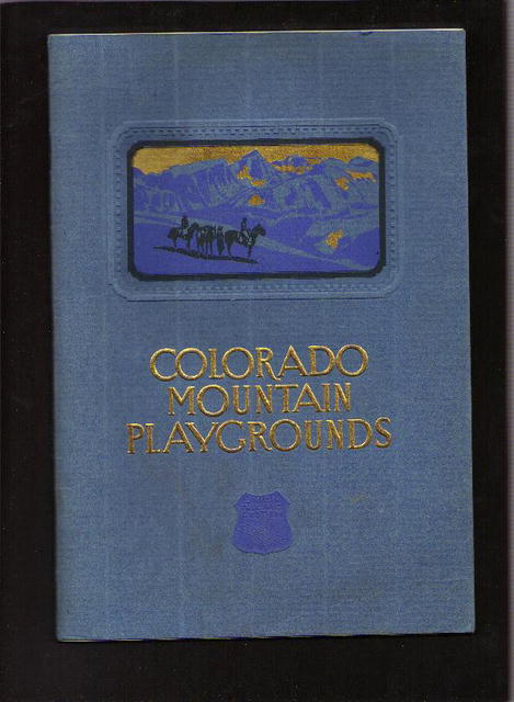 Colorado Mountain Playgrounds, 1925
