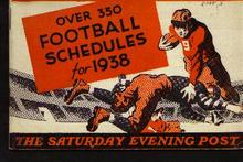 Over 350 Football Schedules, 1938