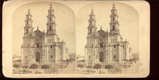 Wm Henry Jackson Cathedral at Lagos 1870s