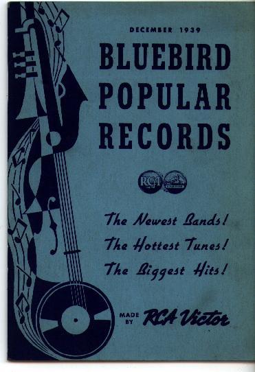 Bluebird Popular Records