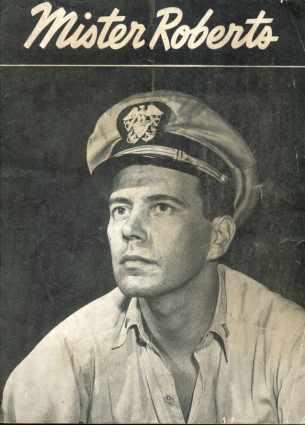 Mister Roberts John Forsythe program c 1956