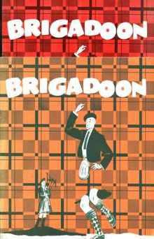 Brigadoon 2 souvenir programs 1960 & 1965
