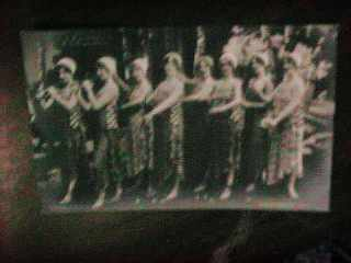 Real Photo 1920s JW Jacksons Grecian Maids