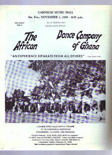 Clann Gael, 23rd ann. program, 1969