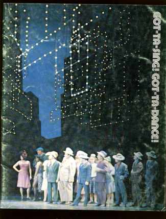 Program A Salute to American Musicals 1981