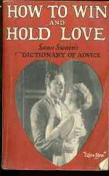 How to Win and Hold Love Sana Swain 1930