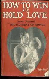 How to Win and Hold Love Sana Swain 1930