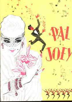 Pal Joey 1953 Robert Alton Carol Bruce