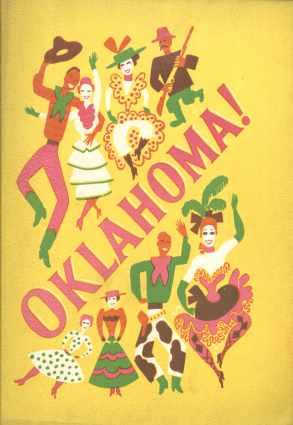 Oklahoma w Florence Henderson 1952