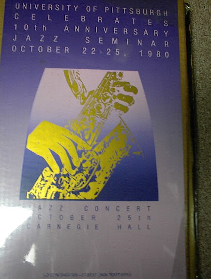 10th ANNIVERSARY JAZZ SEMINAR OCT22-25, 1980