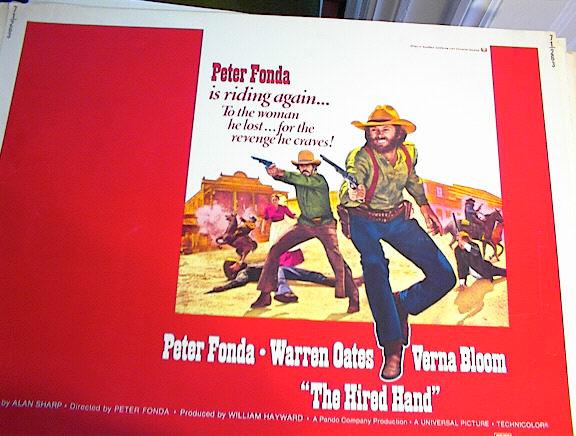 PETER FONDA IN THE 1971