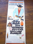 THE MAN FROM BUTTON WILLOW 1964
