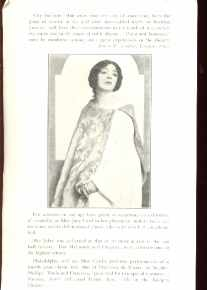 Jane Cowl in Paolo & Francesca apx 1920 photo
