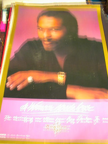 RAY PARKER JR A WOMEN NEEDS LOVE POSTER