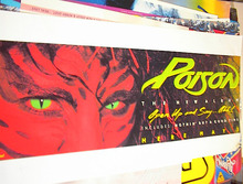 POISON THE OPEN UP AND SAY AHH ! ALBUM.