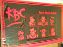 KBC THE INITIAL ALBUM POSTER